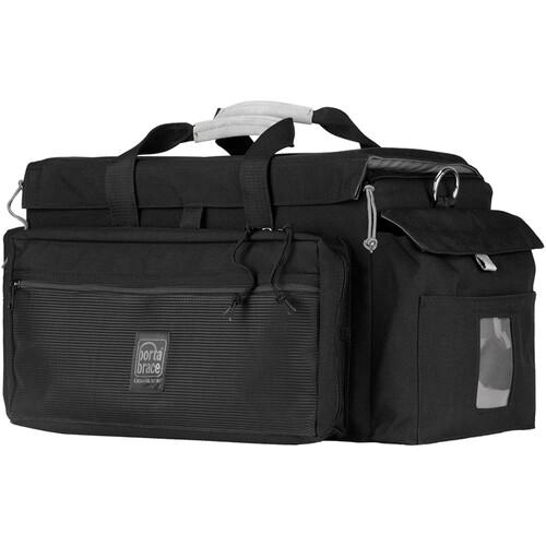 Porta Brace RIG-57DKM Large RIG Camera Case for Canon EOS 5D / EOS 7D (Black, Copper Accents)