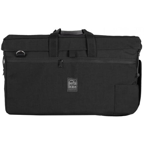 Porta Brace Shoot-Ready Rigid-Frame Carrying Case for Sharp 8C-B60A 8K Camera (Black)