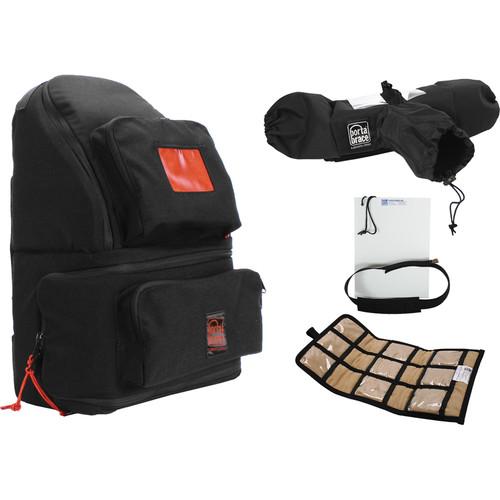 Porta Brace RIG-BK57D Backpack for Canon EOS 5D/7D (Black)