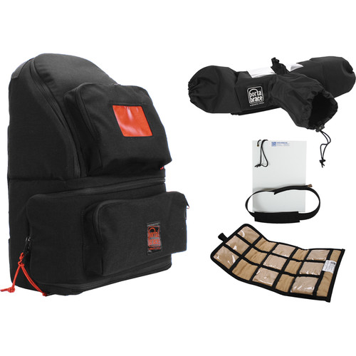 Porta Brace RIG-BK57D Backpack for Canon EOS 5D/7D (Black)
