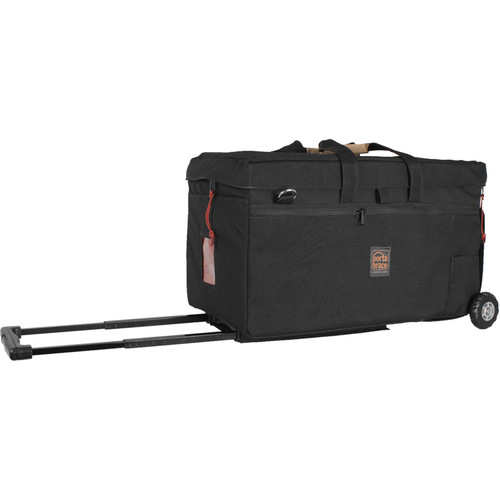 Porta Brace RIG-C100IICOR Carrying Case for Canon C100 Mark II with Off-Road Wheels