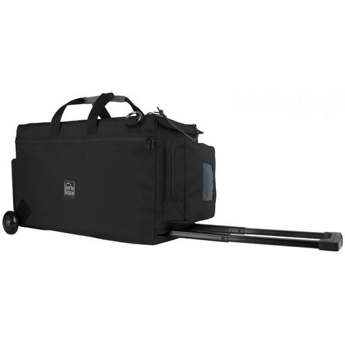 Porta Brace Wheeled Semi-Rigid Lightweight Cargo Case for Canon EOS C200 Camera