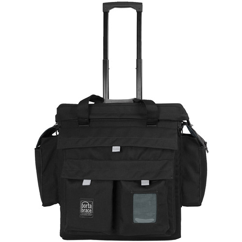 PortaBrace RIG-C3500OR Carrying Case with Off-Road Wheels for Canon C300/C500