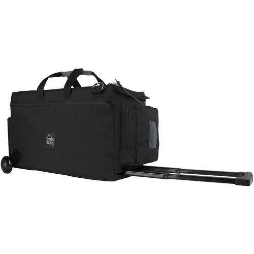 Porta Brace Lightweight Camera Case for Canon EOS C500 Mark II with Off-Road Wheels