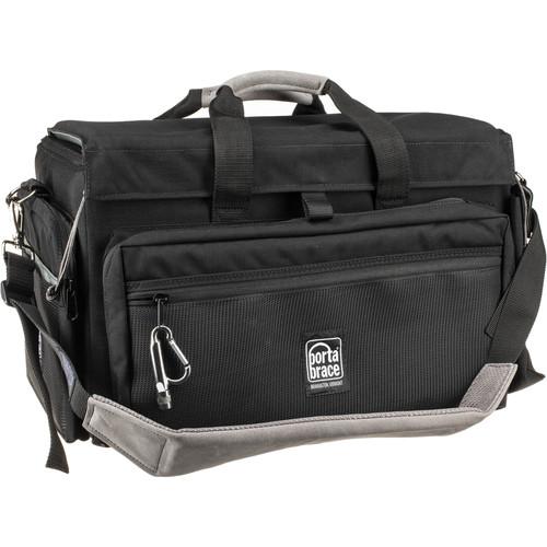 Porta Brace Rigid Frame Case for Nikon D850 DSLR Camera and Accessories (Black)
