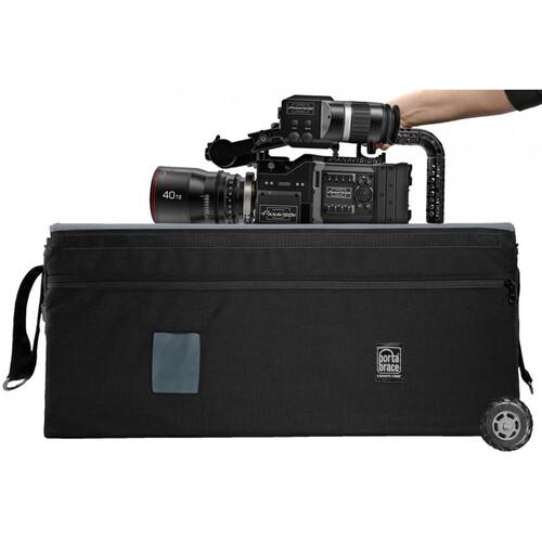 Porta Brace Rigid Frame Carrying Case for Panavision Millennium DXL2 - Large Rig Setups