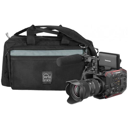 Porta Brace Shoot-Ready Soft Cordura Case for Panasonic AU-EVA1