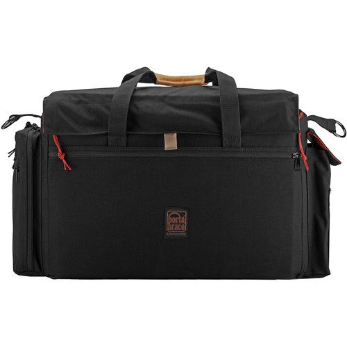 PortaBrace Rigid Framed Case for ikan Mylo MSB8 3-Light Kit (Black)