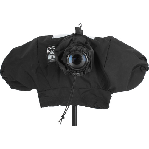 Porta Brace Rain Cover for Canon 6D Mark II (Black)