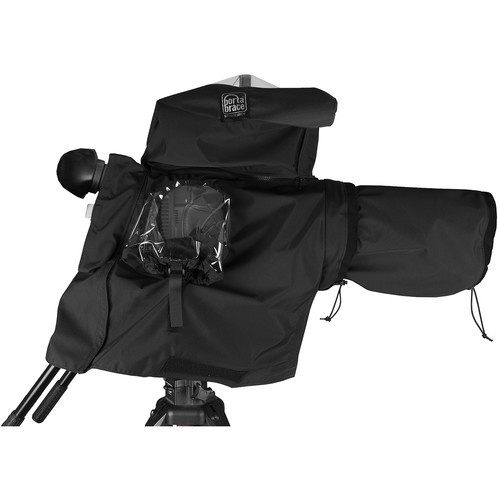 Porta Brace A Rain Cover For The Canon C200 With An Extended Length