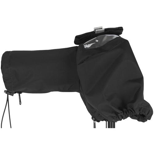 Porta Brace Rain Cover for Nikon D850 Camera (Black)