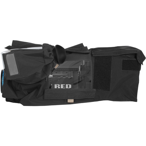 Porta Brace Custom-Fit Rain & Dust Cover for RED Epic Camera (Extra-Long)