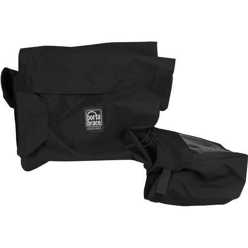Porta Brace Custom-Fit Rain Cover for Panasonic AU-EVA1 with Zacuto Recoil Rig