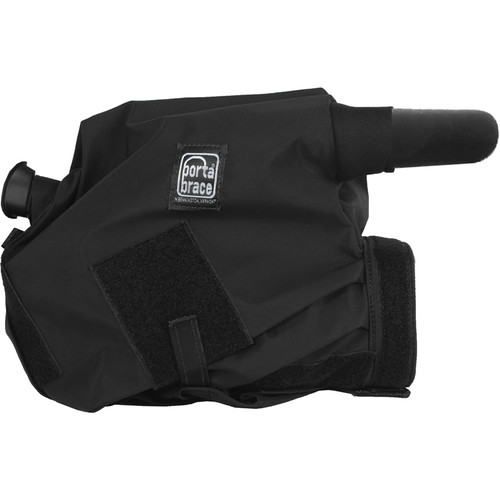 Porta Brace Custom-Fit Rain & Dust Protective Cover for JVC GY-HM170U