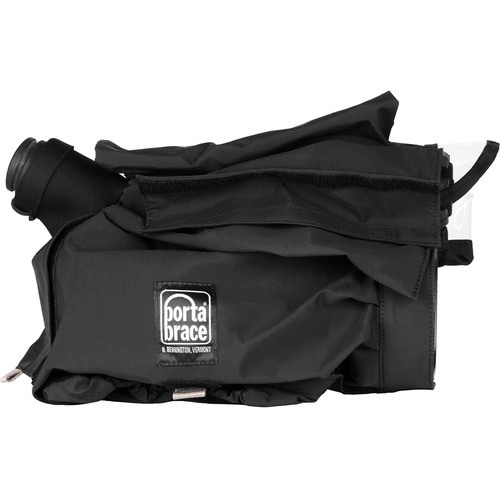 PortaBrace Custom-Fit Rain & Dust Protective Cover for JVC GY-HM660