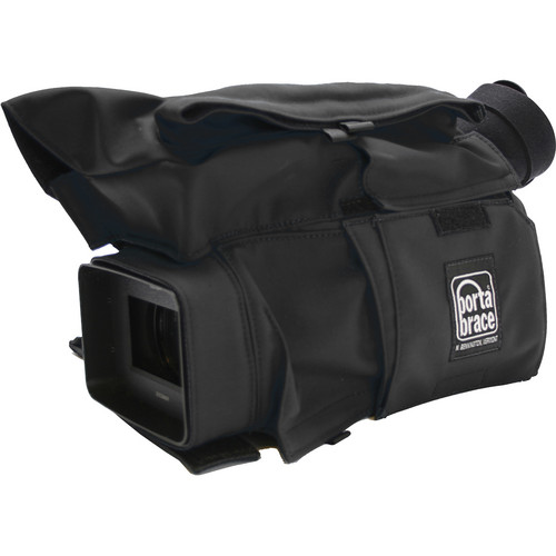 Porta Brace RS-HMC150 Rain Slicker for Panasonic AG-HMC150 Camera (Black)