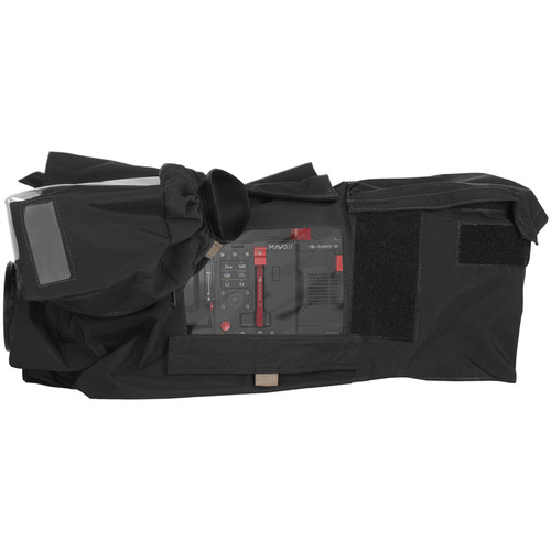Porta Brace Protective Rain Cover for Kinefinity MAVO Camera with XL Lens Extension