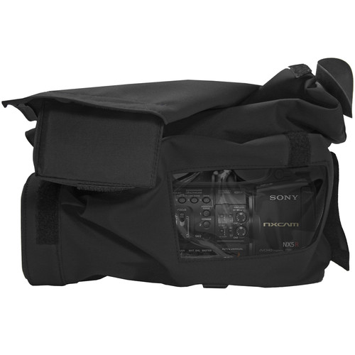 Porta Brace Custom Rain Cover for Sony HXR-NX5R Camcorder