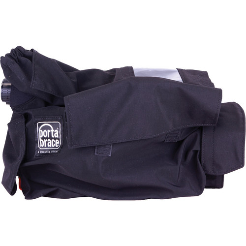 Porta Brace Rain Slicker for Sony PMW200 Camcorder (Black)