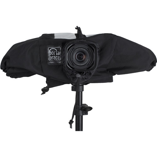 Porta Brace Rain Slicker for Canon XC15 Camcorder