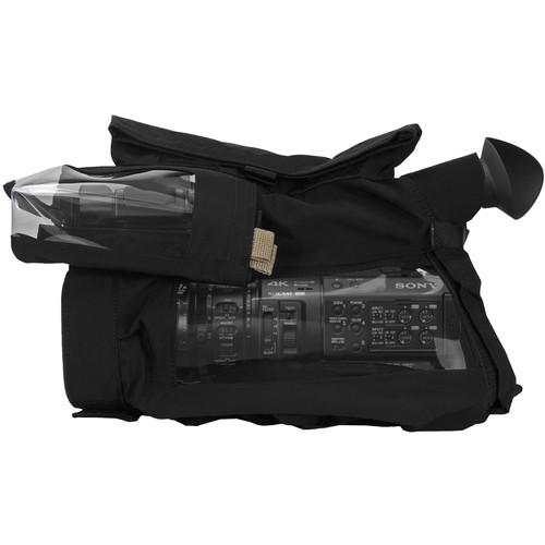 Porta Brace Custom Rain Cover For Sony Z280 Camera