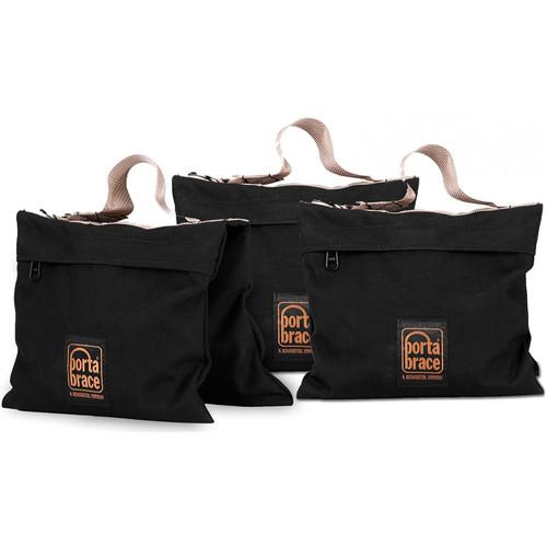 Porta Brace SAN-2B Sandbag (15 lb, Set of 3)