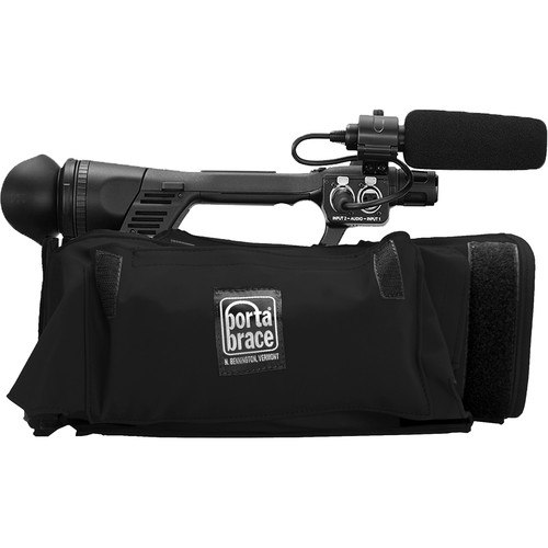 Porta Brace Shoulder Case for Panasonic AG-HPX250 Camcorder (Black)