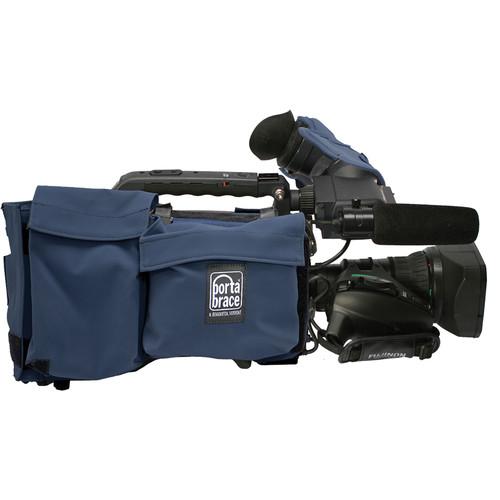 Porta Brace SC-HPX300 Shoulder Case for Panasonic AG-HPX300 (Blue)