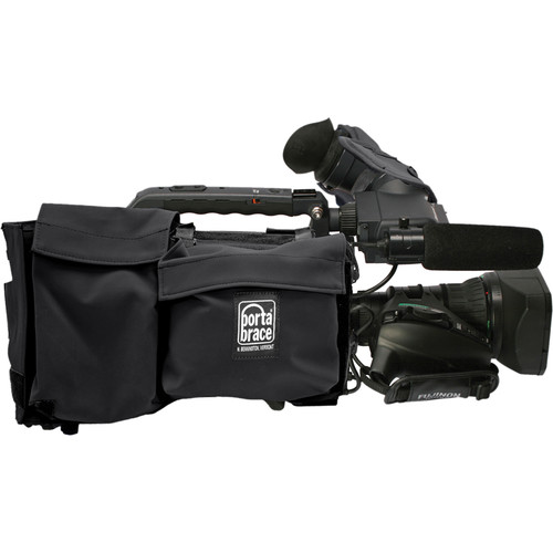 Porta Brace SC-HPX300 Shoulder Case for Panasonic AG-HPX300 (Black)