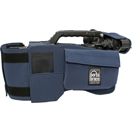 Porta Brace SC-HPX301 Shoulder Case for Panasonic AG-HPX301 (Blue)
