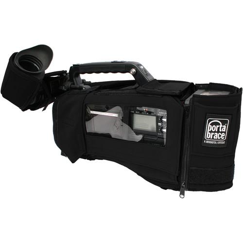 PortaBrace SC-HPX301 Shoulder Case for Panasonic AG-HPX301 (Black)