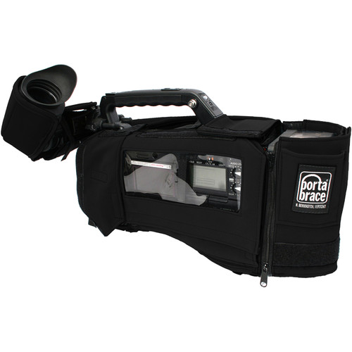 Porta Brace SC-HPX301 Shoulder Case for Panasonic AG-HPX301 (Black)
