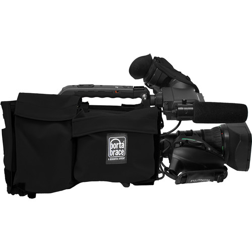 Porta Brace SC-HPX370 Cover for Panasonic AG-HPX370 (Black)