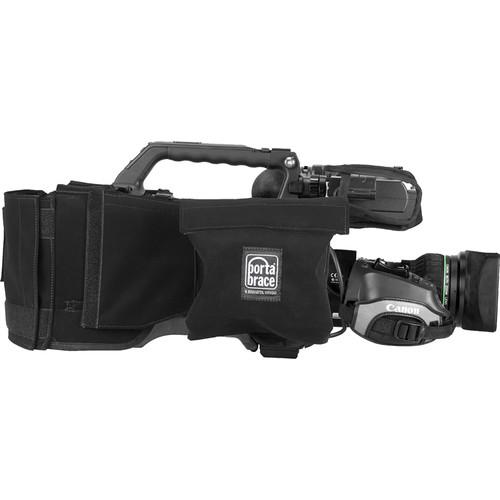 Porta Brace Shoulder Case for Panasonic AG-HPX380 Camcorder (Black)