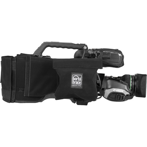 Porta Brace SC-HPX600B for Panasonic AG-HPX600B (Black)