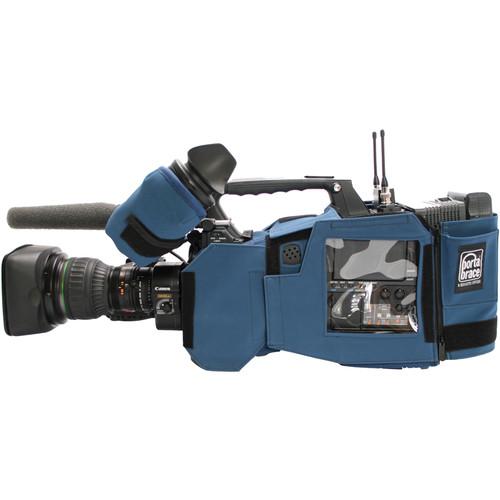 Porta Brace SC-PMW350 Shoulder Case for Sony PMW350 (Blue)
