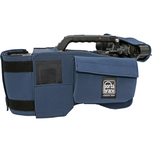 Porta Brace SC-PX5000 for Panasonic AJ-PX5000 (Blue)