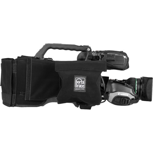 Porta Brace CBA-PX800 Camera Body Armor for Panasonic PX800 (Black)