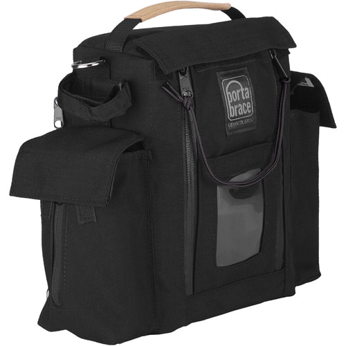 Porta Brace Slinger-Style Carrying Case for Sony Alpha a6400 (Black)
