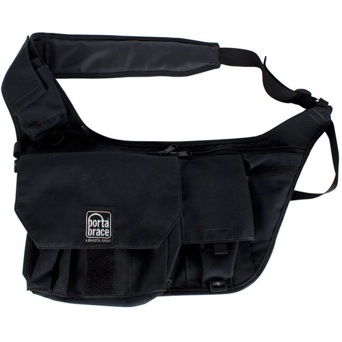 Porta Brace Messenger-Style Sling Pack for Drone Operators