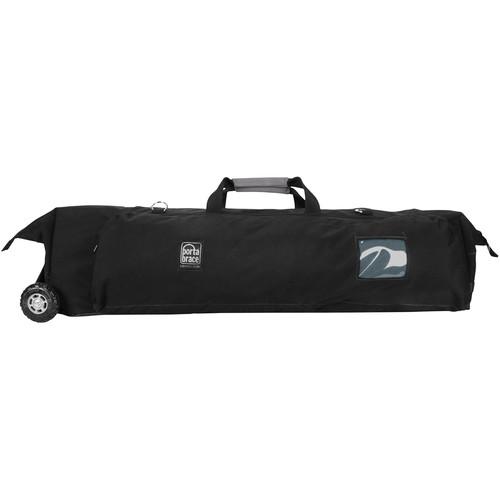 Porta Brace Wheeled Tripod/Light Case (Black)