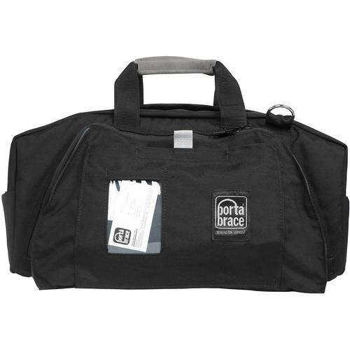 Porta Brace Tungston-Carry Lightweight Run Bag (Black)