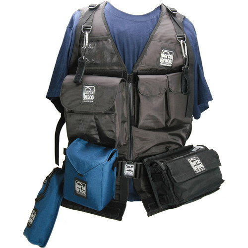 Porta Brace VV-MA Video Vest Modular Kit