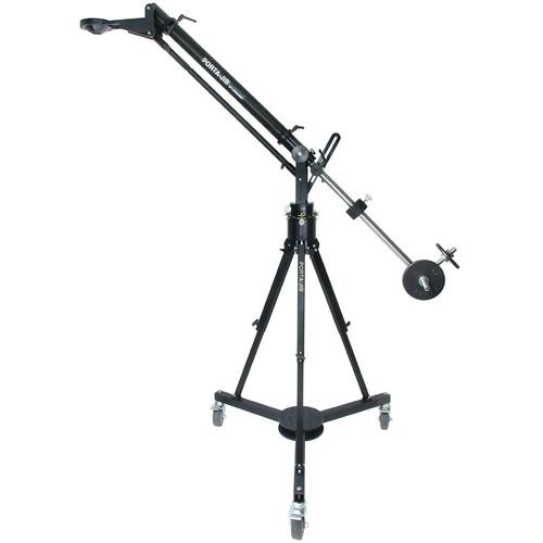 Porta-Jib Standard Porta-Jib with 100mm Camera Bowl