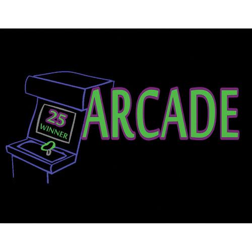 "Porta-Trace / Gagne LED Light Panel with Arcade Logo (11 x 18"")"