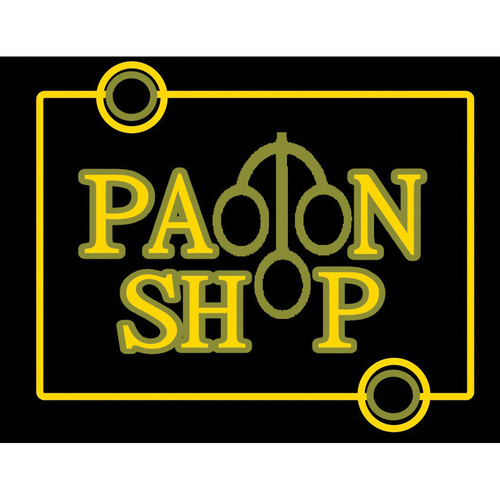 "Porta-Trace / Gagne LED Light Panel with Pawn Shop Logo (11 x 18"")"