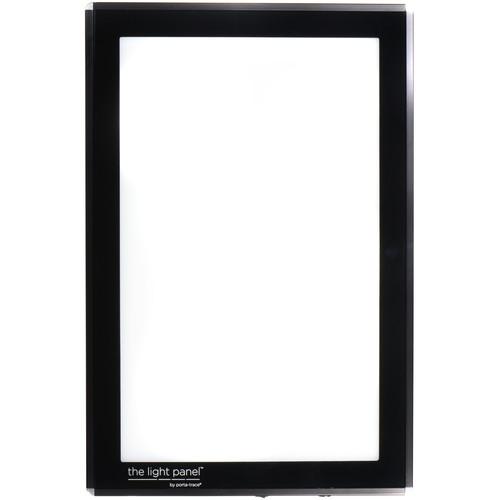 """Porta-Trace / Gagne LED Light Panel (11 x 18"""", Black)"""