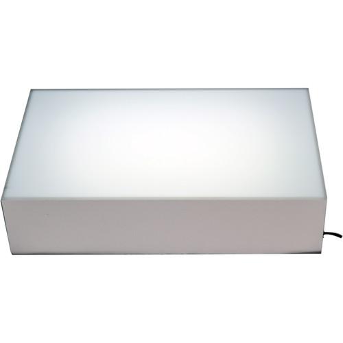 """Porta-Trace / Gagne 11x18"""" LED ABS Plastic Light Box (White)"""