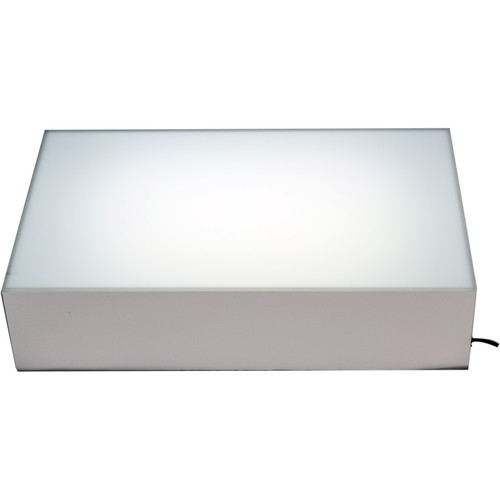 "Porta-Trace / Gagne 11x18"" LED ABS Plastic Light Box (White)"