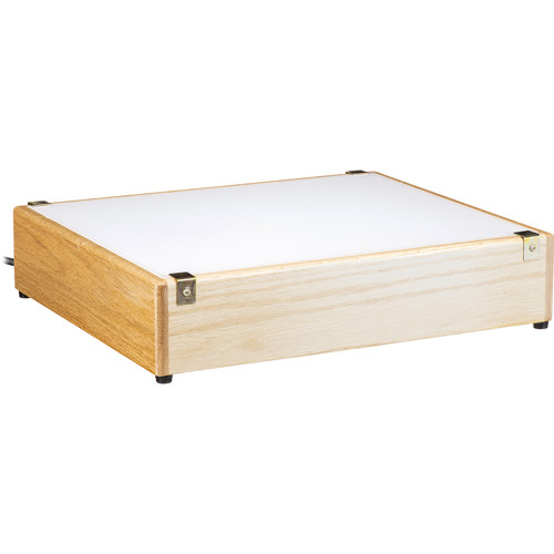 "Porta-Trace / Gagne LED Low Profile Lightbox (Oak, 12 x 14"")"